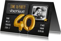 Uitnodiging 40 jaar Ballon - SG