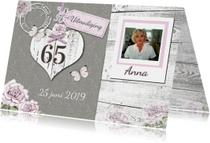 uitnodiging pensioen hart