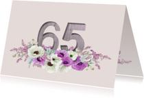 Uitnodiging pensioen/verjaardag