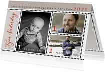 Vaderdag speciale postzegels