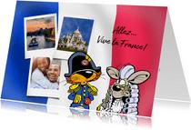 Vakantie Loeki in Frankrijk 2 -A