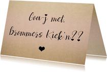Valentijn Brommers Kieken