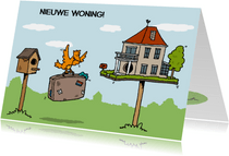 Verhuisd Vogelvilla