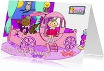 Verjaardag jarig Prinsesje - TbJ