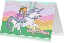 Verjaardag Prinses Unicorn - TbJ