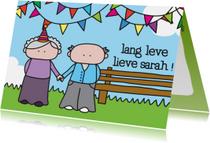 Verjaardag Sarah 50 jaar