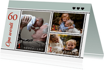 Verjaardag speciale postzegelserie