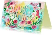 Verjaardagskaart Bijzonder