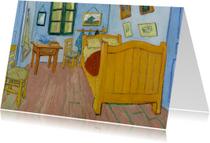 Vincent van Gogh. De slaapkamer
