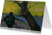 Vincent van Gogh. De zaaier