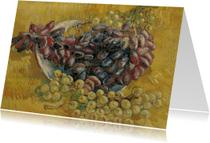 Vincent van Gogh. Stilleven met druiven