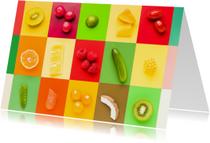Vitamine-kaartje - beterschap