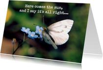 vlinderkaart sterkte ME