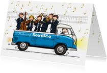 Volkswagen Pickup Orkest