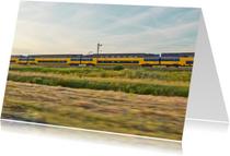 Zomaar kaarten - Voor de treinliefhebber