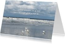 vriendschap Horizon aan zee