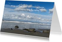 Vriendschap Zee Horizon