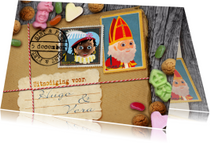 YVON brief van sinterklaas rh post
