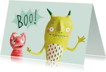 Zomaar monsters boo!