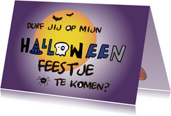 Halloween feestje-IR
