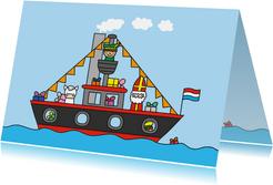 Sinterklaas Pakjesboot