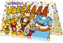 Verjaardag Loeki Hoera - A