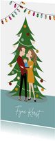 Eerste kerst met jullie kleine mannetje