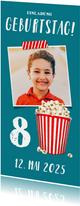 Einladung Kindergeburtstag Filmparty