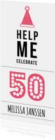 Help me celebrate 50 year!