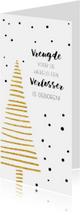 Kerstkaart: Vreugde voor de wereld!