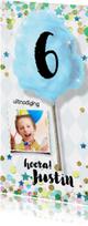 Kinderfeestje jongen suikerspin - LO
