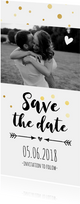 Save the date - langwerpig