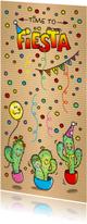 Uitnodiging Fiësta Cactus