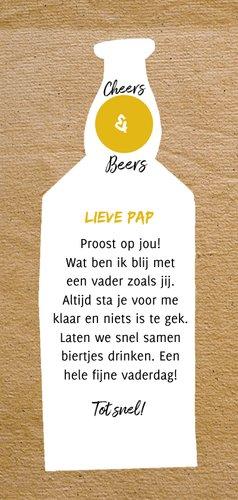 Vaderdag cheers and beers beste vader biertje en teksten 3