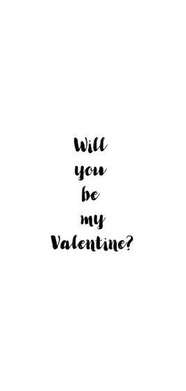 Valentijnskaart met lieve tekst 3