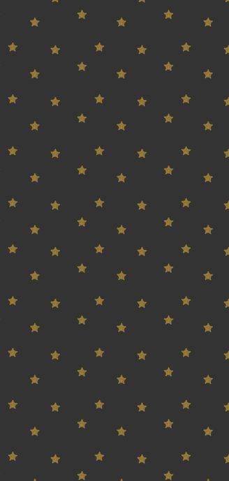 Kerstkaart langwerpig met foto en gouden letters 2
