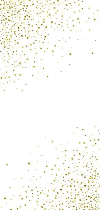 Nieuwjaarskaart glitter wit met'tweeduizendeenentwintig'  Achterkant