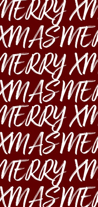 Weihnachtskarte bordeauxrot Foto schmal 2