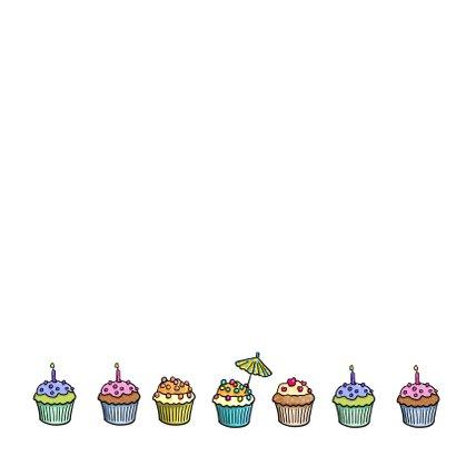 5 jaar taartjes 2