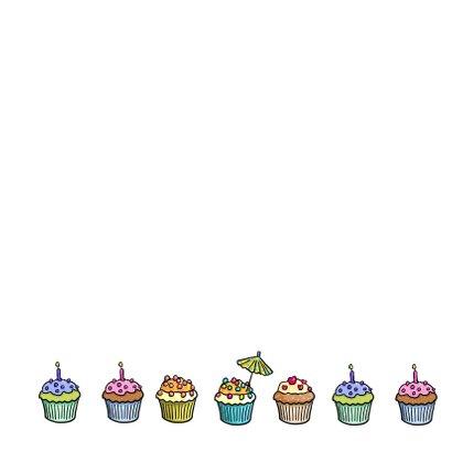 5 jaar taartjes 3