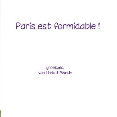 Ansichtkaarten, MM, Paris  3
