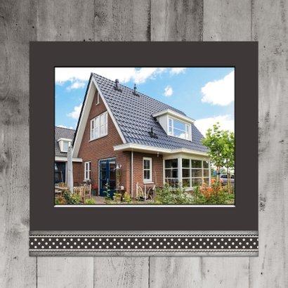 Antraciet Nieuwe Woning - BK 2