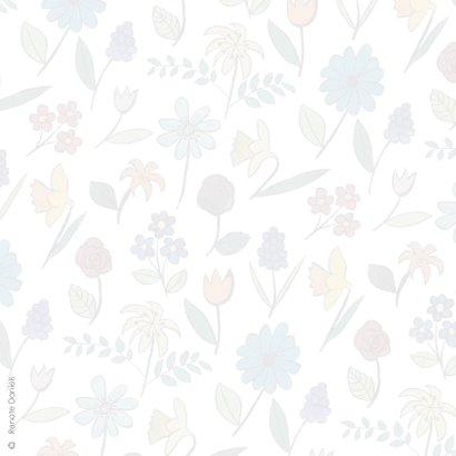 Aquarel bloemen 2