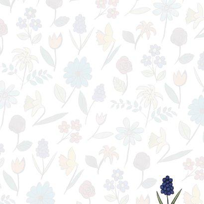 Aquarel bloemen 3