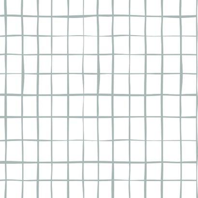 "Bedankkaart ""Thanks"" grid 2"
