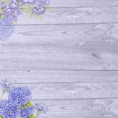 Bedankt tuinsetje bloemen 2
