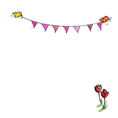 Beestjes in wiegje roze 3