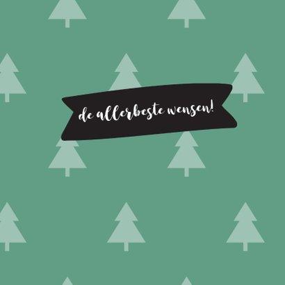 Best wishes groene kerstbomen 2020 3