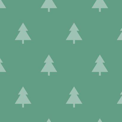 Best wishes groene kerstbomen 2