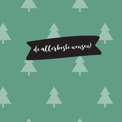 Best wishes groene kerstbomen 3